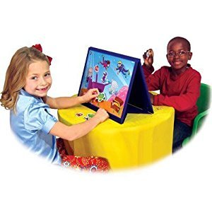 Magnetic Adventure Stories Match-Up Barrier Game - Super Duper Educational Learning Toy for Kids