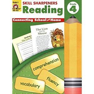 Skill Sharpeners Reading, Grade 4