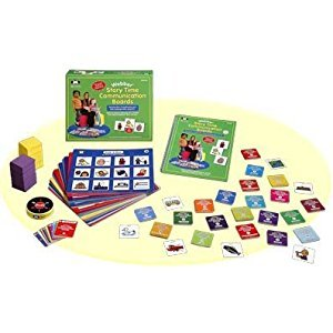 Webber Story Time Communication Boards - Super Duper Educational Learning Toy for Kids