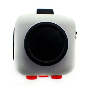 ENJOY QDASZZ Fidget Cube Relieves Stress And Anxiety for Children and Adults (Blue)