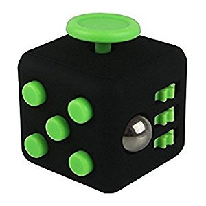 Solace Fidget Cube Relieves Stress And Anxiety for Children and Adults Anxiety Attention Toy, Best Quality Guarantee