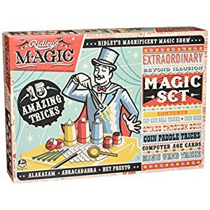 Ridley's Magic 15 Amazing Tricks Magic Set