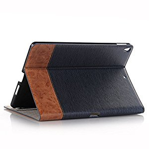 Tab S2 9.7 Case,Hulorry Slim Fit Heavy Duty Stand Vintage Style with Auto Sleep / Wake Feature Smart Case for Samsung Galaxy Tab S2 9.7 inch Tablet SM-T810/SM-T815