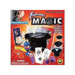 Fantasma Top Hat Magic Show Set (Styles Vary)