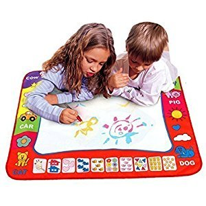 Bessky® Children's Drawing Toys Mat Magic Pen Educational Toy Painting Writing Mat Board