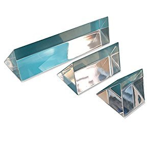 Sciencent Set of 3 Acrylic Prisms 1
