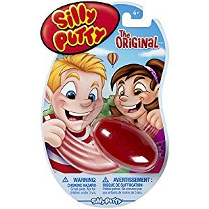 Crayola Original Silly Putty Egg, Original, Easter Egg, Great for Easter Egg Tree and Easter Basket Stuffers