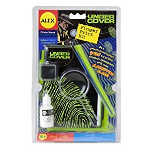 Alex Toys Pretend and Play Fingerprint Kit