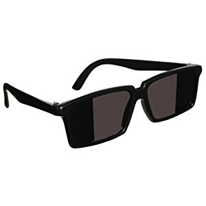 Rearview Spy Glasses Mirror Vision - See What's Behind You! [Toy]