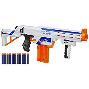 Elite Retaliator Blaster Features Removable Stock (vf)
