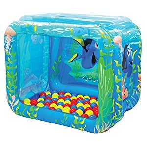 Disney Finding Dory Aquatic Adventures Playland Set with 50 Balls