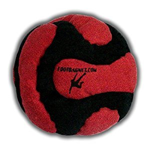 Footbag volcano 14 Panels Hacky Sack Pro bag Pellets & Iron Weighted At 60g fast Shipping (2-5 days) from Canada!