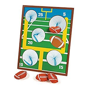 Fun365 Football Toss Game