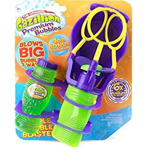 Gazillion 36235 Triple Bubble Blaster