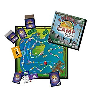 Education Outdoors 5524394 Fishing Camp Board Game