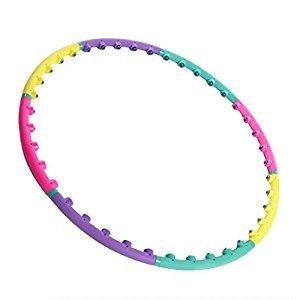 Fitness hula hoop massage hoops hula-hoop for children kid bodybuilding for women