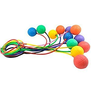 Skipper - Skip Ball Toy - Assorted Colors - One Piece by Made in Mexico