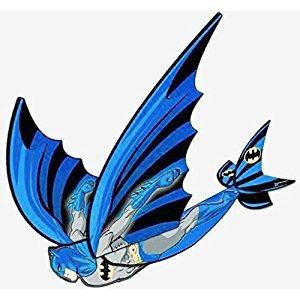 Batman Flying Glider Flexwing 3-d Nylon 16