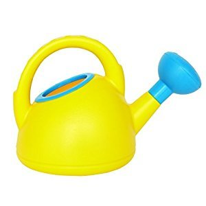 Hape Beach Toys Watering Can in Yellow