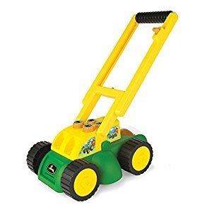 John Deere Electronic Real Sounds Lawn Mower