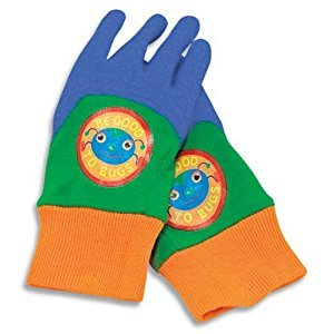Melissa & Doug Giddy Bug Gripping Gloves