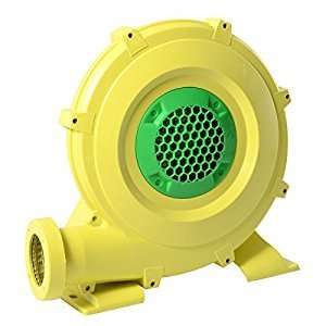 Air Blower Pump Fan 950 Watt 1.25HP For Inflatable Bounce House Bouncy Castle by Inflatable Bouncers