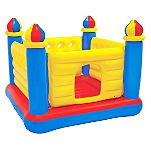 Intex Jump O Lene Castle Inflatable Bouncer, 69