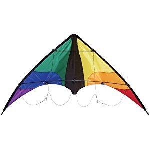 In The Breeze 48-Inch Color wave Stunt Kite