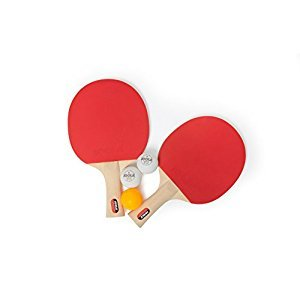 JOOLA 54833 Spirit Recreational Racket Table Tennis Set