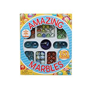 Imperial Toy Amazing 151 Marbles Collector Set