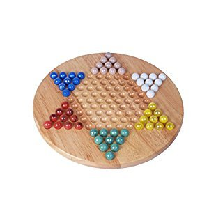 John N. Hansen Chinese Checkers with Marbles