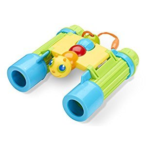 Melissa & Doug Sunny Patch Giddy Buggy Binoculars - Pretend Play Toy