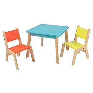 KidKraft Highlighter Modern Table and Chair Set