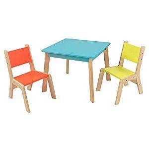 KidKraft Highlighter Modern Table and Chair Set