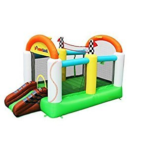 Bounceland Inflatable All Sports Bounce House Bouncer