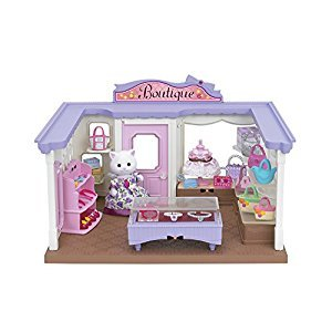 Calico Critters CC1720 Boutique Playhouse, Multi