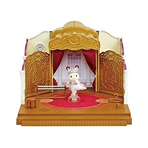 Calico Critters CC1727 Ballet Theater Playhouse, Multi