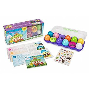 Easter - Resurrection Eggs - Easter Activity Set