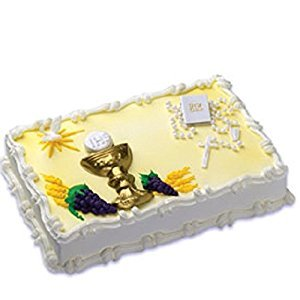 Oasis Supply First Holy Communion Cake Kit
