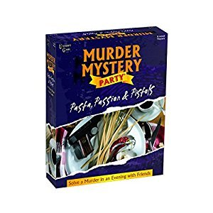 Murder Mystery - Pasta Passion And Pistols