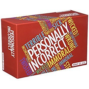 Personally Incorrect - Adult Party Game - Expansion No.1