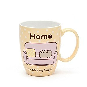 Our Name is Mud 6000279 Onim Pusheen Mug Home , Multi