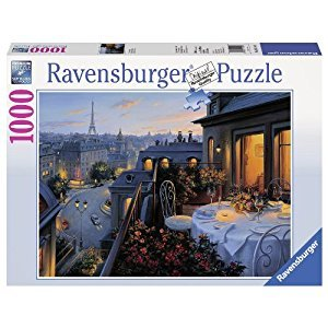 Ravensburger Paris Balcony Jigsaw Puzzle (1000-Piece)