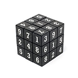 DOMAGRON Sudoku Cube Puzzle