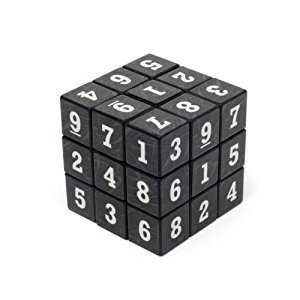 Sudoku Westminster Sudoku on a Puzzle Cube [Toy]