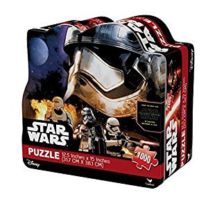 Star Wars Episode 7-Storm Trooper Puzzle (1000 Piece)