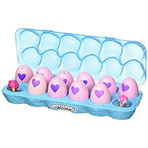 Hatchimals 6041328, Colleggtibles Animals & Figures 12 Pack Egg Carton S2