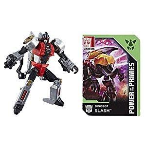 Transformers E0896AS00 Gen Primes Legends Dinobot Slash Action Figure