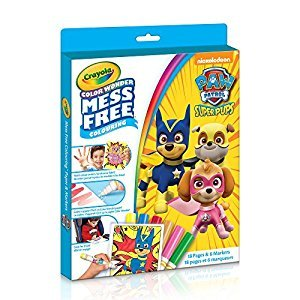 Crayola Crayola Paw Patrol Color Wonder Colouring Pad & Markers, Mess Free, Ages 3,4,5, Easter Baskets for Girls and Boys