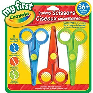 Crayola My First Safety Scissors